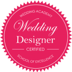 Label wedding designer